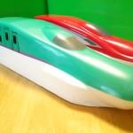 H5系北海道新幹線のオモチャがトイザらスにありました