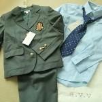 買うならいまっ!!入園式用のスーツがお手頃に揃えるコツ!【5歳~6歳向け】