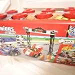 届いたよ!!パンパースポイントプログラム。LEGOジュニア レーシングセット!!