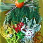 【正月飾り】子供と一緒にしめ縄を作ってみました!